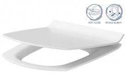 AKCE/SET/VIEGA - MONO modul WC čelní ovládání + ovládací tlačítko CHROM + WC CERSANIT CARINA CLEANON + SEDÁTKO (V606732CR CA3), fotografie 18/9