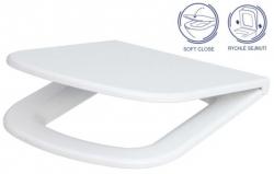 AKCE/SET/VIEGA - SET MONO modul WC čelní ovládání + ovládací tlačítko BÍLÉ + WC CERSANIT COLOUR CLEANON + SEDÁTKO (V606732BI CN1), fotografie 18/9