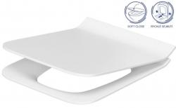 AKCE/SET/VIEGA - SET MONO modul WC čelní ovládání + ovládací tlačítko BÍLÉ + WC CERSANIT COMO CLEANON + SEDÁTKO (V606732BI CO1), fotografie 16/8