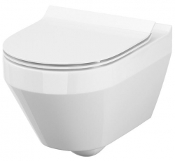 AKCE/SET/VIEGA - SET MONO modul WC čelní ovládání + ovládací tlačítko BÍLÉ + WC CERSANIT CREA OVÁL CLEANON + SEDÁTKO (V606732BI CR1), fotografie 16/9