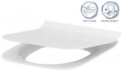 AKCE/SET/VIEGA - MONO modul WC čelní ovládání + ovládací tlačítko BÍLÉ + WC CERSANIT CREA HRAN. CLEANON + SEDÁTKO (V606732BI CR2), fotografie 18/9