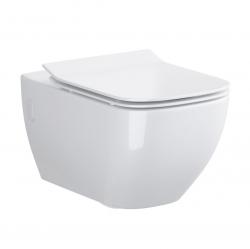 AKCE/SET/GEBERIT - SET Duofix pro závěsné WC 111.300.00.5 bez ovládací desky + WC OPOCZNO METROPOLITAN CLEANON + Sedátko (111.300.00.5 ME1), fotografie 4/8