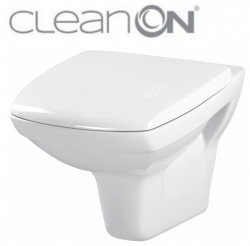 AKCE/SET/VIEGA - Eko PLUS modul do jádra WC čelní ovládání  SET CHROM + ovládací tlačítko CHROM + WC CERSANIT CARINA CLEANON + SETÁTKO (V622176CR CA1), fotografie 16/10