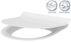 AKCE/SET/VIEGA - Eko PLUS modul do jádra WC čelní ovládání  SET CHROM + ovládací tlačítko CHROM + WC CERSANIT CREA OVÁL CLEANON + SEDÁTKO (V622176CR CR1), fotografie 20/10