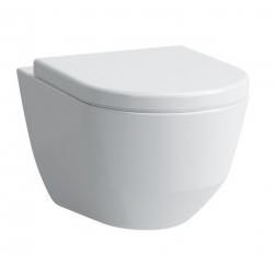 AKCE/SET/VIEGA - Eko PLUS modul do jádra WC čelní ovládání  SET CHROM + ovládací tlačítko CHROM + WC LAUFEN PRO + SEDÁTKO (V622176CR LP3), fotografie 18/9