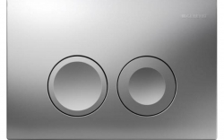 AKCE/SET/GEBERIT - Duofix Sada pro závěsné WC 458.103.00.1 + tlačítko DELTA21 matné + WC CERSANIT CREA ČTVEREC CLEANON + SEDÁTKO (458.103.00.1 21MA CR2), fotografie 14/8