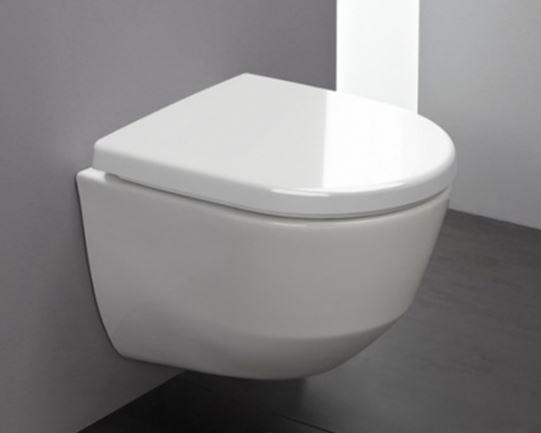 Duofix Sada pro závěsné WC 458.103.00.1 + tlačítko DELTA21 matné + WC LAUFEN PRO RIMLESS + SEDÁTKO (458.103.00.1 21MA LP1) - AKCE/SET/GEBERIT, fotografie 16/9