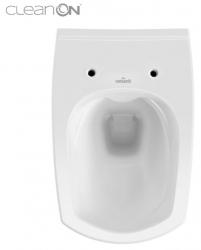 AKCE/SET/GEBERIT - Duofix Sada pro závěsné WC 458.103.00.1 + tlačítko DELTA50 bílé + WC CERSANIT CARINA CLEANON + SEDÁTKO (458.103.00.1 50BI CA2), fotografie 10/9