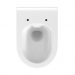 SET Duofix Sada pro závěsné WC 458.103.00.1 + tlačítko DELTA50 bílé + WC CERSANIT CREA OVÁL CLEANON + SEDÁTKO (458.103.00.1 50BI CR1) - AKCE/SET/GEBERIT, fotografie 12/9
