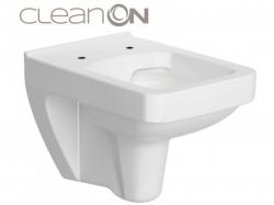 AKCE/SET/GEBERIT - SET Duofix pro závěsné WC 111.300.00.5 bez ovládací desky + WC CERSANIT SPLENDOUR CLEANON + Sedátko (111.300.00.5 SP1), fotografie 4/8