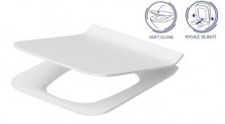 AKCE/SET/GEBERIT - SET Duofix pro závěsné WC 111.300.00.5 bez ovládací desky + WC CERSANIT SPLENDOUR CLEANON + Sedátko (111.300.00.5 SP1), fotografie 14/8