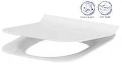 AKCE/SET/GEBERIT - Duofix Sada pro závěsné WC 458.103.00.1  + tlačítko DELTA50 bílé + WC CERSANIT CREA ČTVEREC CLEANON + SEDÁTKO (458.103.00.1 50BI CR2), fotografie 14/9