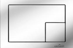 TLAČÍTKO K SYSTÉMU LINK LESKLÝ CHROM, ČTVEREC  (K97-175) - CERSANIT