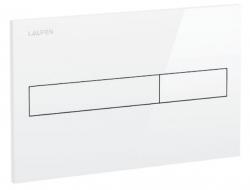AKCE/SET/LAUFEN - Rámový podomítkový modul CW1  SET BÍLÁ + ovládací tlačítko BÍLÉ + WC CERSANIT CARINA CLEANON + SEDÁTKO (H8946600000001BI CA2), fotografie 16/9
