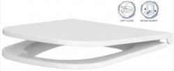 AKCE/SET/LAUFEN - Rámový podomítkový modul CW1  SET + ovládací tlačítko CHROM + WC CERSANIT CASPIA CLEANON + SEDÁTKO (H8946600000001CR CP1), fotografie 12/8