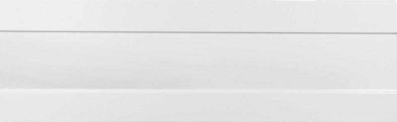 POLYSAN - KAMELIE NIKA obkladový panel čelní 59cm, bílá (35318)