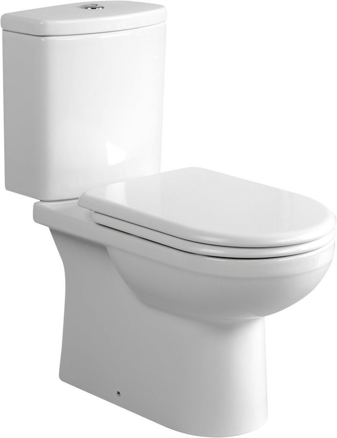 KALE - Kombi WC Dynasty,spodní/zadní odpad (WCset05-Dynasty)