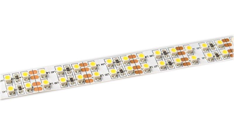 Fotografie LED pásek 19,2W/m, samolepící, teplá bílá