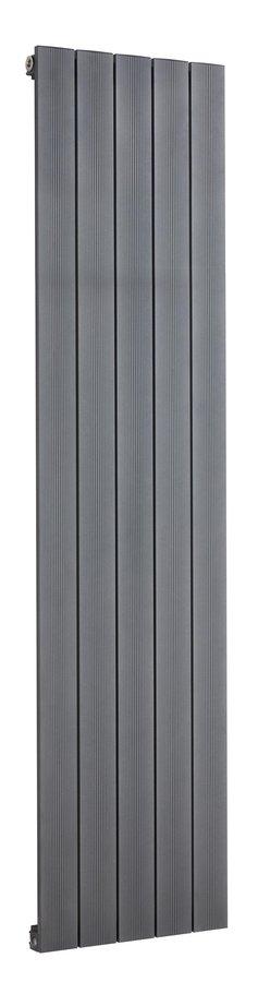 SAPHO MIMOSA hliníkové otopné těleso 370x1500, metalická antracit HL102