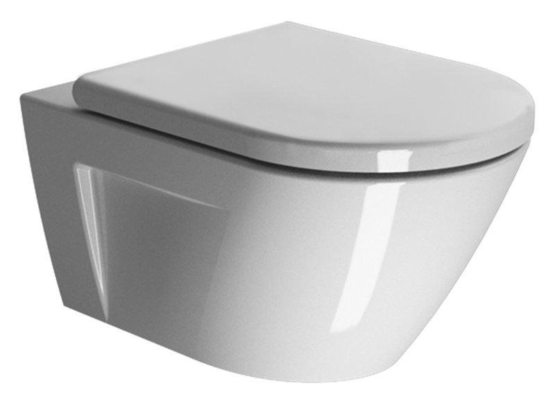 NORM WC závěsné 36x55 cm, ExtraGlaze (861211) GSI
