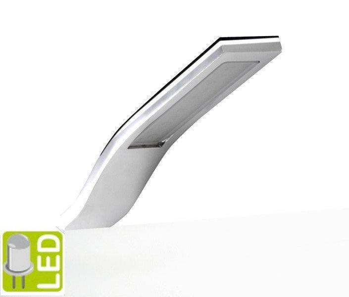 Sapho Led OLYMP LED svítidlo 3W, 12V, 30x25x180 mm, chrom 1210-04