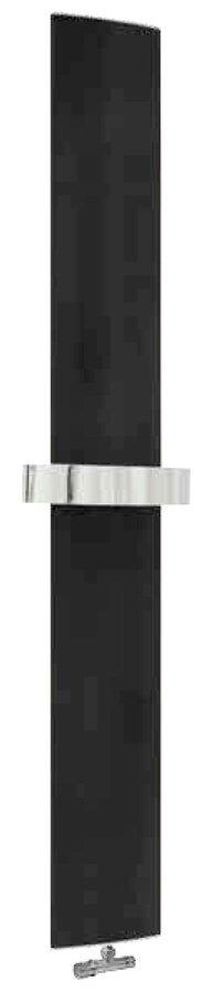 OTHELLO otopné těleso 300x1810 mm, černá matná (2011181030SN)
