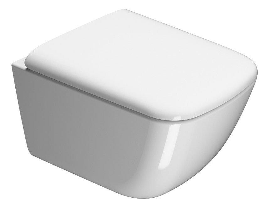 SAND WC závěsné 50x37 cm, ExtraGlaze (901811) GSI