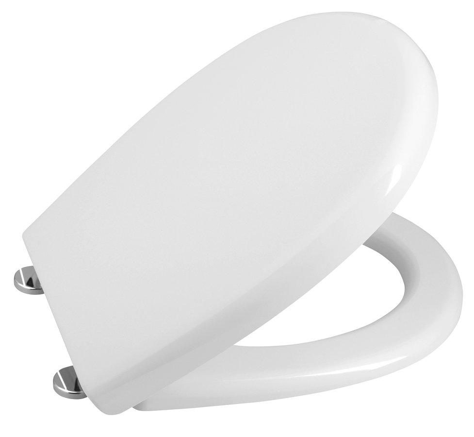 ISVEA - SENTIMENTI WC sedátko Soft Close (pro WC se Smartfixplus), duroplast, bílá (40D30200I-S)