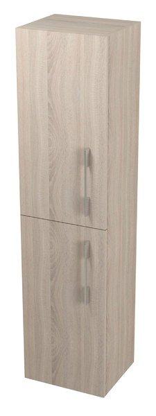 SAPHO - Skříňka vysoká 35x140x30cm, levá/pravá, dub starmood (53012LP)