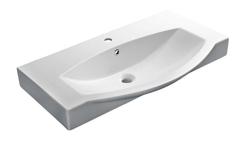 AQUALINE - ZORO nábytkové umyvadlo 65x49cm (5065)