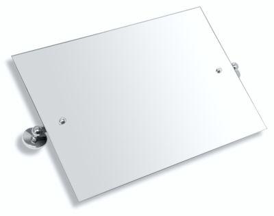 NOVASERVIS - Zrcadlo s výklopným držákem 60x40 cm  Metalia 1 chrom (6121,0)