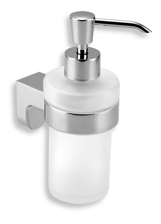 NOVASERVIS - Dávkovač mýdla AUDREY chrom (66155,0)