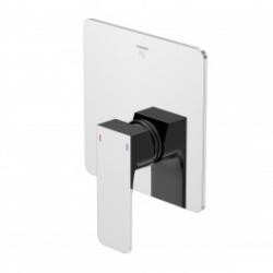 STEINBERG - Podomítková jednopáková směšovací baterie pro vanu/ sprchu, chrom (200 2243)