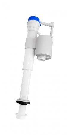 Napouštěcí ventil 1/2' CERSANIT spodní včetně plastové matky - šedý plovák (K99-11X)
