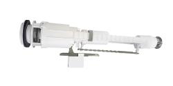 CERSANIT - Vypouštěcí ventil s funkcí 3/6 litrů včetně ovládacího tlačítka (vysoký) (K99-0015X), fotografie 2/4