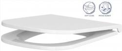 AKCE/SET/GEBERIT - SET GEBERIT - KOMBIFIXBasic včetně ovládacího tlačítka DELTA 51 CR pro závěsné WC CASPIA CLEAN ON + SEDÁTKO (110.100.00.1 51CR CP1), fotografie 18/13