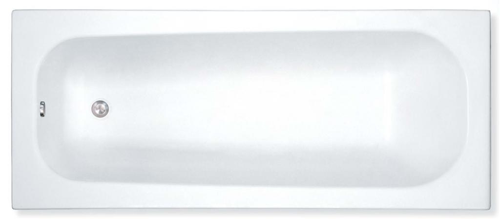 TEiKO - NECKI Praya 160x70x42 +nohy BTVP160 (BTVP160)