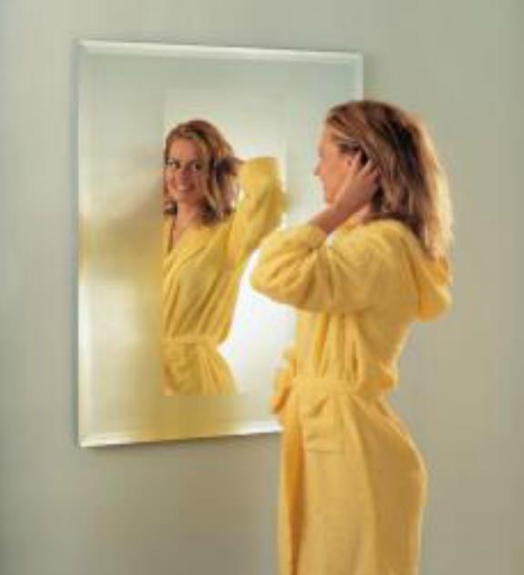 ROCA Demister foil fólie proti orosení zrcadla 300x250 pro kulaté zrcadlo Luna 75 cm 7848130000 (A848130000)