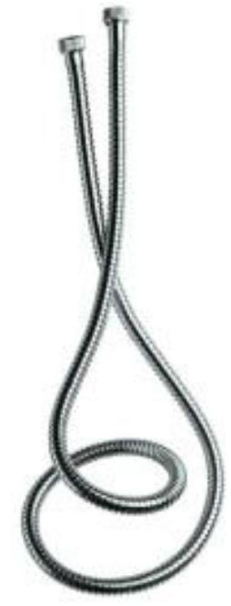 ROCA sprchová hadice kovová 2 m chrom 7525757100 (A525757100)