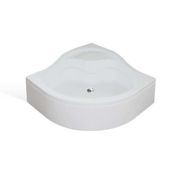 Roltechnik Polohluboká samonosná sprchová vanička SEMIDEEP NEO 900x900 mm 8000198 RT 8000198
