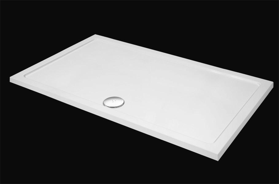 Aquatek - SMC 160x90cm sprchová vanička  z tvrzeného polymeru (SMC16090)