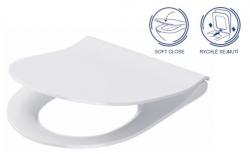 Rapid SL pro závěsné WC 38528SET s chromovou deskou + WC CERSANIT ZEN CLEANON + SEDÁTKO (38772001 HA1), fotografie 12/8