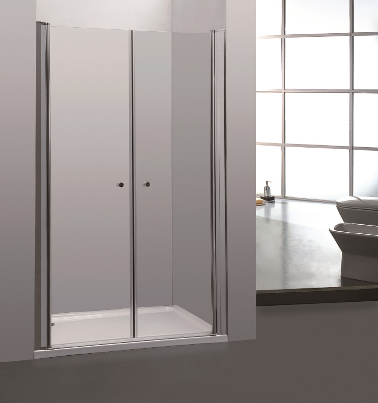 ARTTEC - COMFORT 106-110 clear NEW - Sprchové dveře do niky (PAN01126)