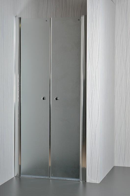 ARTTEC SALOON 75 grape NEW Sprchové dveře do niky PAN00963