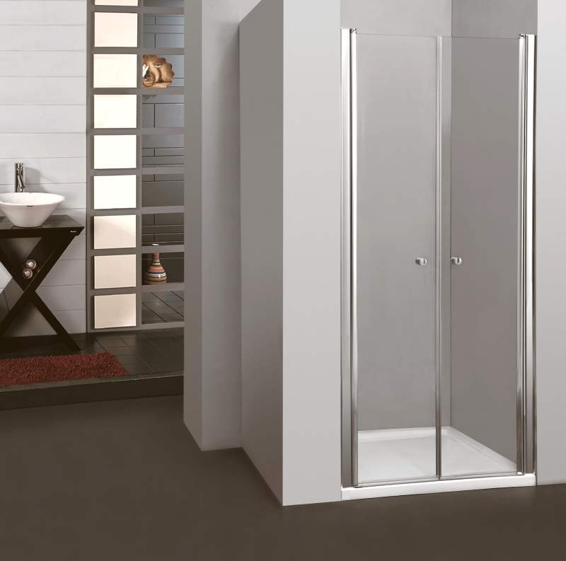 ARTTEC SALOON 80 grape NEW Sprchové dveře do niky PAN00888