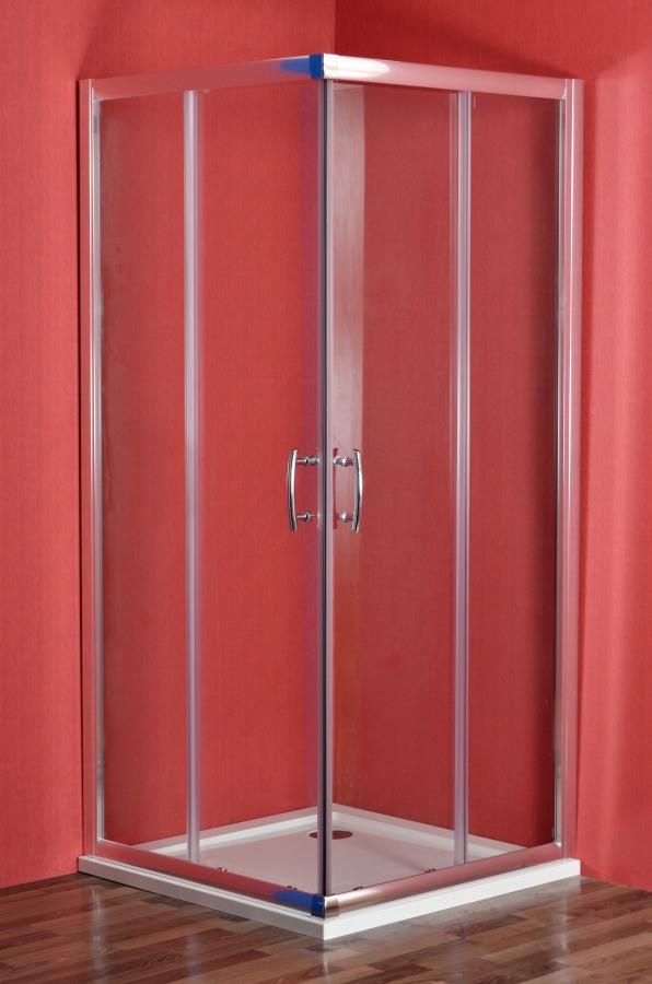 ARTTEC SMARAGD 90 clear NEW nástěnný sprchový kout PAN01147