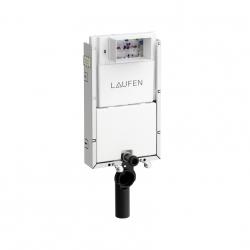 AKCE/SET/LAUFEN - Podomít. systém LIS TW1 SET + ovládací tlačítko CHROM + WC TESI se sedátkem SoftClose, AquaBlade (H8946630000001CR TE1), fotografie 12/7
