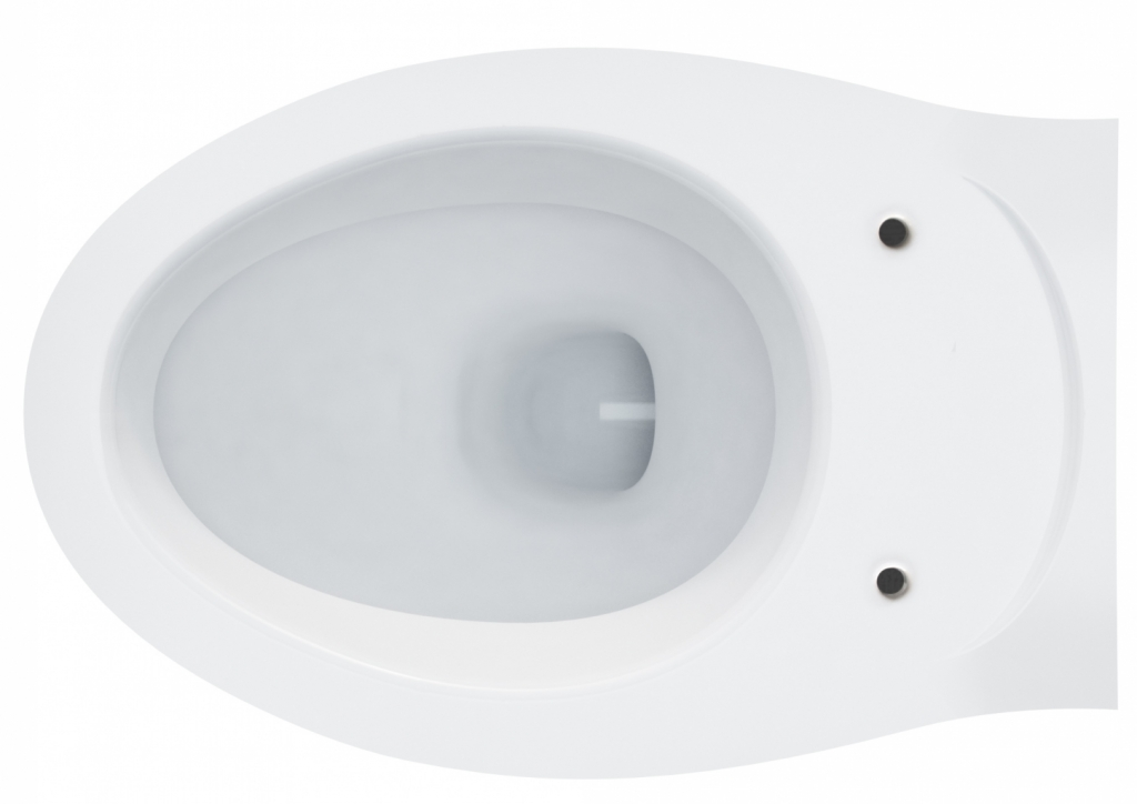 AKCE/SET/GEBERIT - Duofix Sada pro závěsné WC 458.103.00.1 + tlačítko DELTA50 bílé + WC ARES + SEDÁTKO (458.103.00.1 50BI AR1), fotografie 4/9