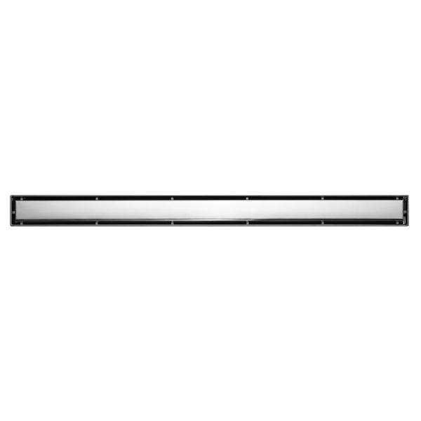 TECE - DRAINLINE designová mřížka Steel II 800mm 600.883 - kartáčovaná ocel (K9902915)