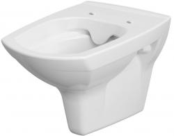 AKCE/SET/GEBERIT - KOMBIFIXBasic včetně ovládacího tlačítka DELTA 21 Bílé pro závěsné WC CERSANIT CLEANON CARINA + SEDÁTKO (110.100.00.1 21BI CA3), fotografie 4/11